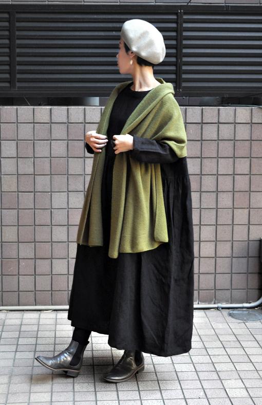 リネンギャザードレス / ICHI Antiquite\'s_d0193211_17331150.jpg