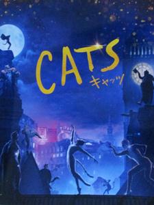 """よもやまシネマ495  """"CATS""""_e0120614_16174032.jpg"""