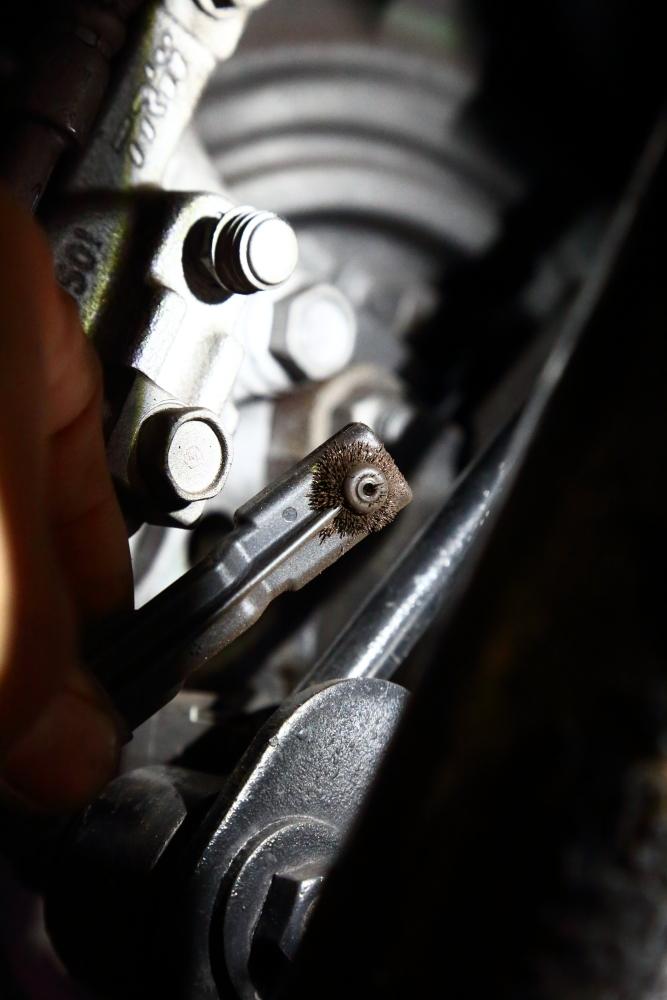 ブラックTJ外装作業完了からライトカーキも仕上げ開始_f0105425_18073869.jpg