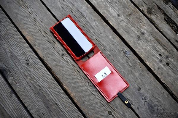 iphone Xs max leather case_b0172633_20252290.jpg