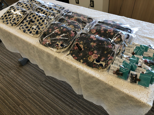 キルトジャパン『手縫いで作るがま口ポシェットWS』素敵な作品が完成♪_f0023333_20493062.jpg