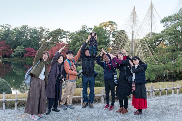 キラク写真教室 秋の金沢 撮影会① 金沢城周辺_e0369736_13192703.jpg