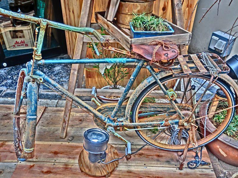 神田 (7)  自転車のある風景_b0408745_09103392.jpeg