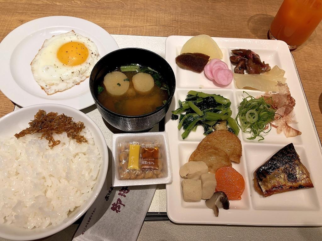 Breakfast Buffet@Osaka Tokyu REI Hotel_a0384046_10454001.jpg