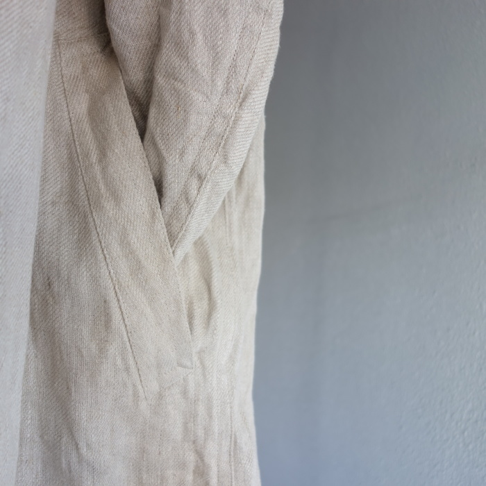 2月の製作 / anotherline heavylinen coat_e0130546_14011832.jpg
