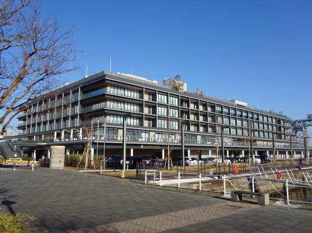 インターコンチネンタル横浜Pier 8 (1)_b0405262_23150167.jpg