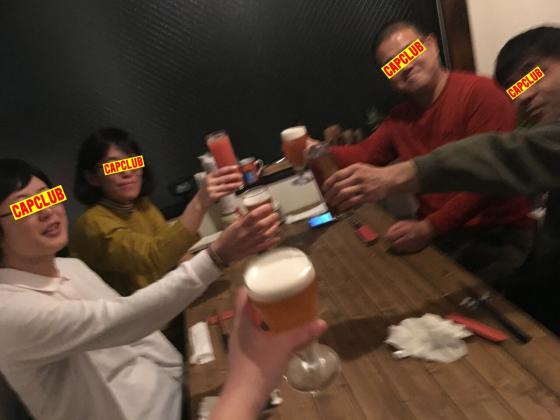 1月度企画ミーティング&吹矢練習会&飲み会_c0150273_23205127.jpg