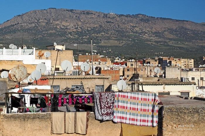 Morocco travel #迷宮都市Fez①_f0326278_22344765.jpg