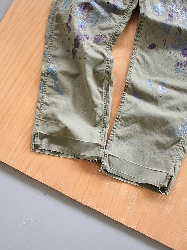 NEEDLES Fatigue Pant - Back Sateen / Paint_b0139281_1426486.jpg