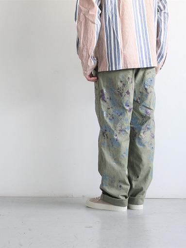 NEEDLES Fatigue Pant - Back Sateen / Paint_b0139281_1427447.jpg