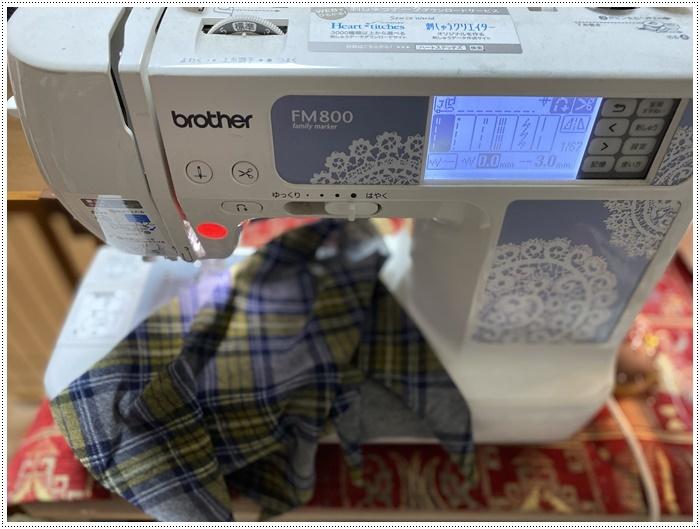 やっとロックミシンの糸通しが終わったので、わんこ服や小物作りを始めようかな~_b0175688_20123058.jpg