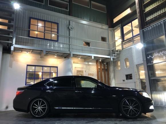 1月26日(日)TOMMYBASEブログ☆M様LS600hご成約!!LEXUS専門店♪カスタムセダン♪スバル限定車♪_b0127002_18352507.jpg