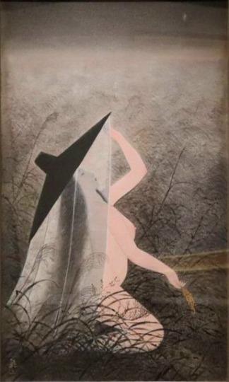 「上村松園と美人画の世界」@山種美術館_c0153302_16280540.jpg