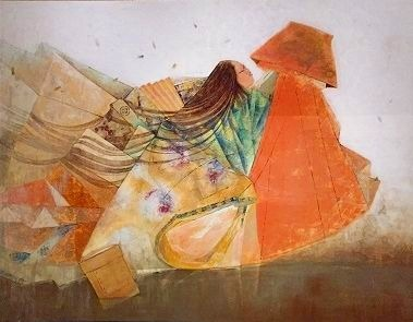 「上村松園と美人画の世界」@山種美術館_c0153302_16294355.jpg