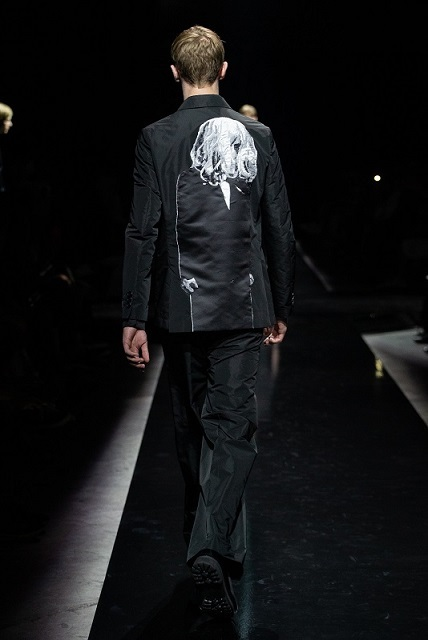 """UNDERCOVER 2020 Spring/Summer \""""I hold a beast, an angel, and amadman in me\""""_c0188708_16281430.jpg"""