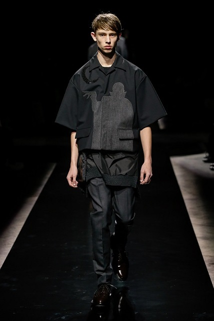 """UNDERCOVER 2020 Spring/Summer \""""I hold a beast, an angel, and amadman in me\""""_c0188708_16292016.jpg"""
