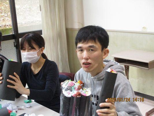 1/24 創作活動_a0154110_09343701.jpg