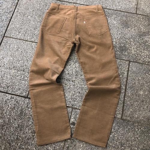 Levi\'s 519 corduroy pants 90\'s Deadstock_a0182112_16482731.jpg