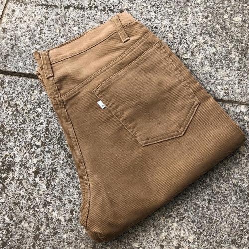 Levi\'s 519 corduroy pants 90\'s Deadstock_a0182112_16482965.jpg