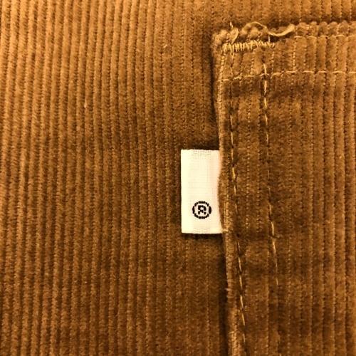 Levi\'s 519 corduroy pants 90\'s Deadstock_a0182112_16483102.jpg