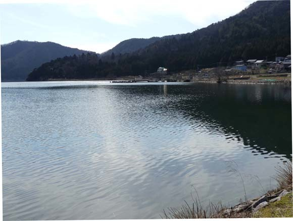 湖北 余呉湖へ_e0048413_21213947.jpg