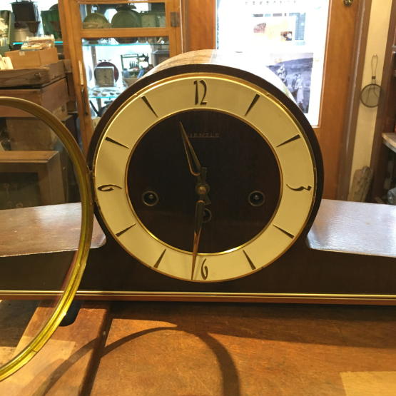 KIENZLE キンツレー 置き時計の修理_b0167617_12131313.jpg