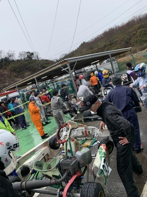 【つぶやき】雨の222周スプリント!_c0224820_10570845.jpeg