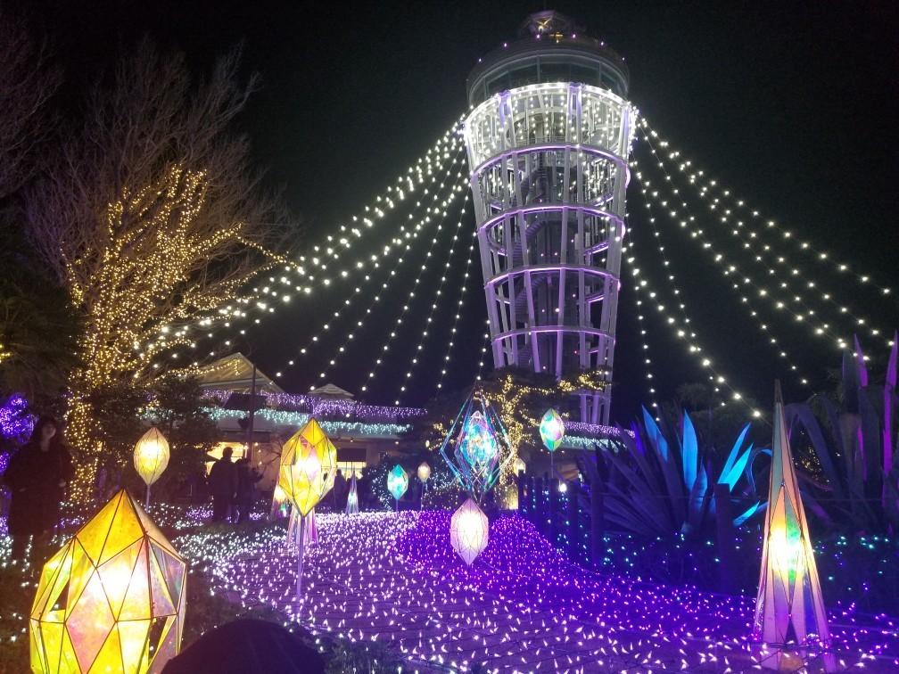 ♪湘南の宝石★江の島シーキャンドル_d0162225_21190021.jpg