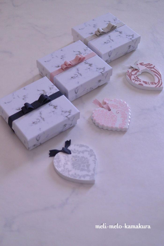 ◆デコパージュ*バレンタイン期間限定!ハートのアロマストーンを販売します_f0251032_17353125.jpg