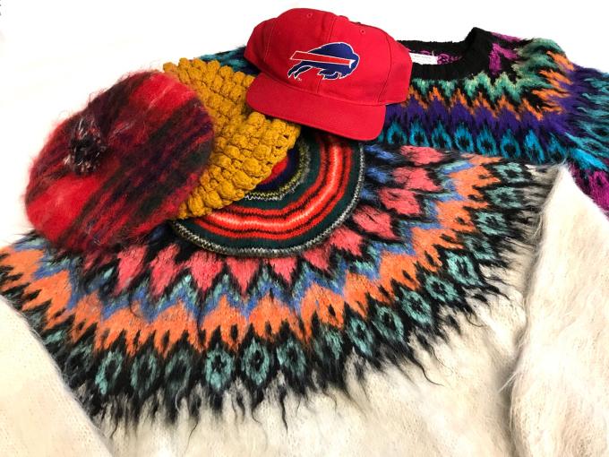 「 BUFFALO66 & ノルディックセーター 」_c0078333_13035654.jpg