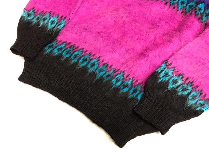 「 BUFFALO66 & ノルディックセーター 」_c0078333_13345893.jpg
