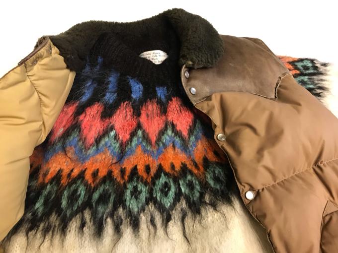 「 BUFFALO66 & ノルディックセーター 」_c0078333_13350342.jpg