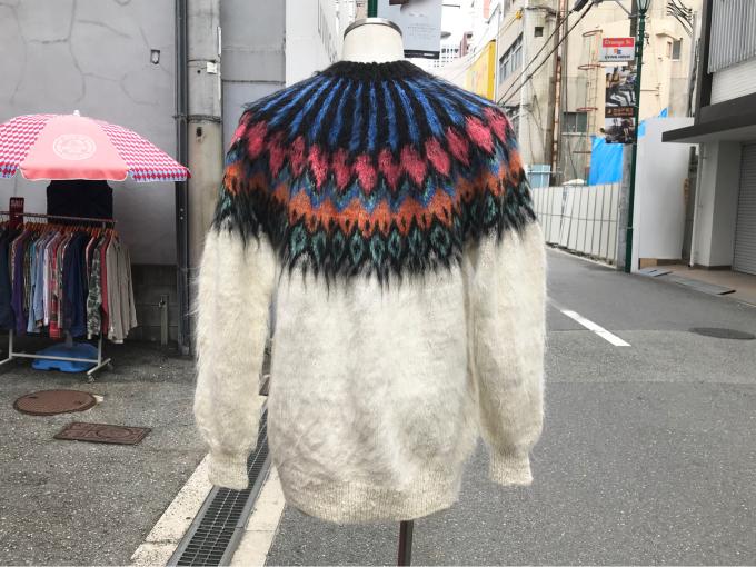 「 BUFFALO66 & ノルディックセーター 」_c0078333_14572596.jpg