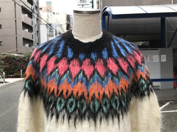 「 BUFFALO66 & ノルディックセーター 」_c0078333_14573358.jpg