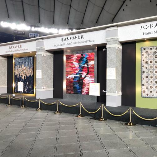 【ヴォーグ学園東京校】バッグ講座&東京国際キルトフェスティバル2020_f0023333_22224114.jpg