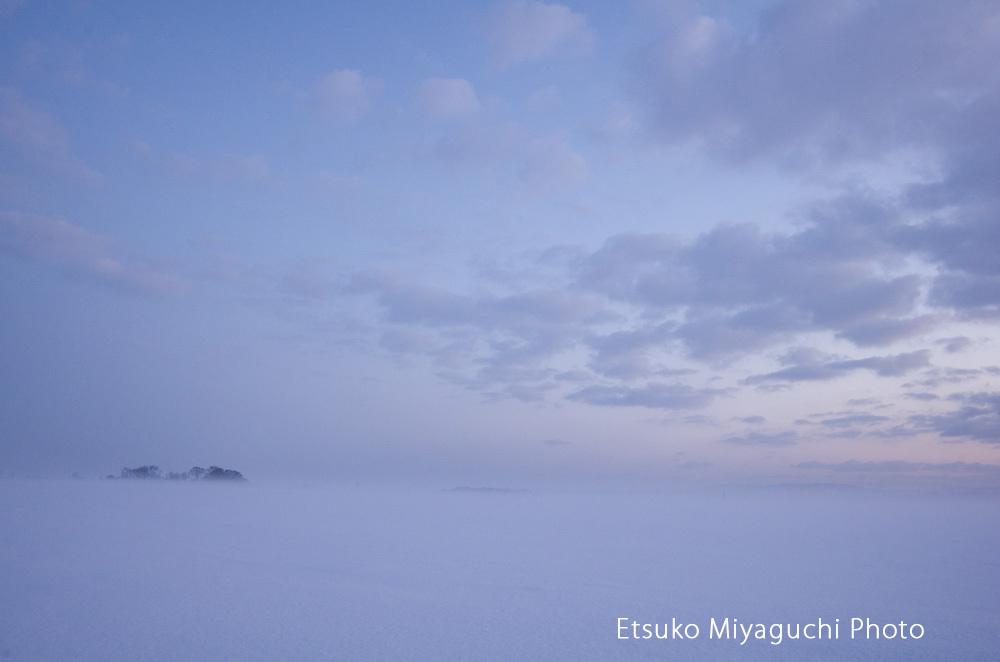 雪原と大きな空_f0152939_03075238.jpg