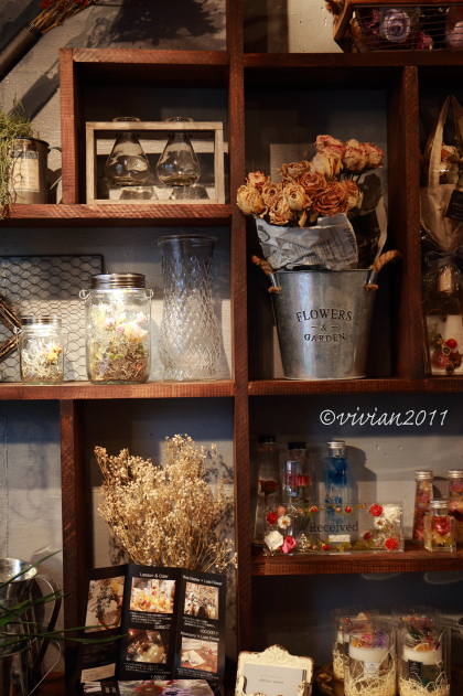 Flower Tea House Clover(クローバー)~今月オープンしたばかりのお店~_e0227942_21562015.jpg