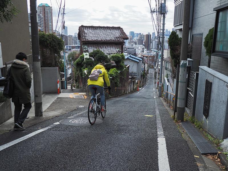 Hello from Tokyo 115 雑司が谷の坂_a0003650_22274352.jpg