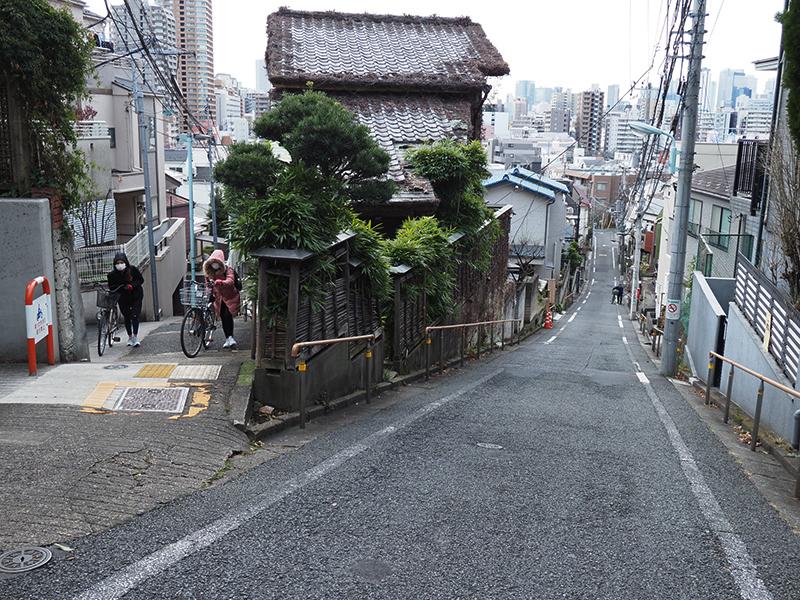 Hello from Tokyo 115 雑司が谷の坂_a0003650_22290802.jpg
