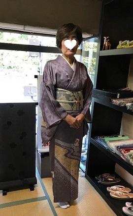 野田さんコンサート&上京茶会のお客様・輪違屋さんへ。_f0181251_17561744.jpg
