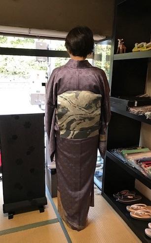 野田さんコンサート&上京茶会のお客様・輪違屋さんへ。_f0181251_17590142.jpg