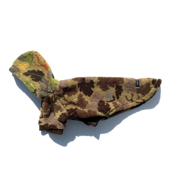 seven seas dog camo jacket セブンシーズドッグ カモ ジャケット ブラウン_d0217958_18455889.jpeg