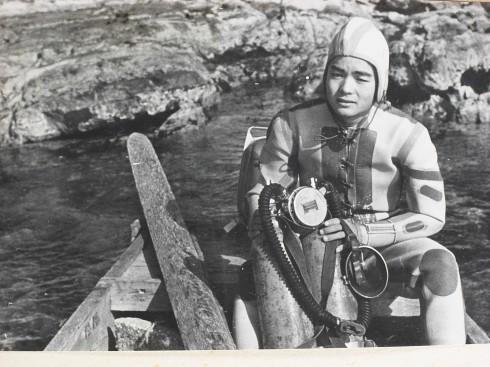 0126 ダイビングの歴史 105 学生 サジッタ_b0075059_11240202.jpg