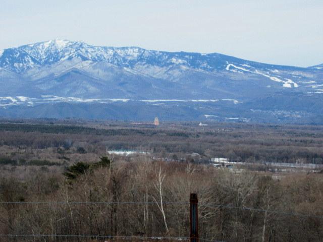 北軽井沢・浅間牧場の雪景色_f0236260_18442904.jpg