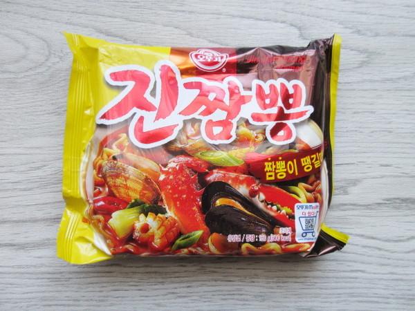 【オットギ】JIN(ジン)チャンポン麺_c0152767_17553984.jpg