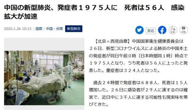コロナウイルス患者数の中国の嘘_d0083068_17184882.jpg
