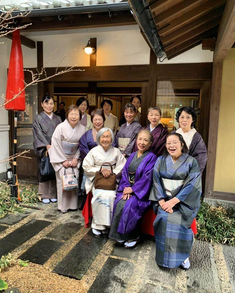 🎍新春🎍 着物を着る会^^ _d0230676_10051439.jpg