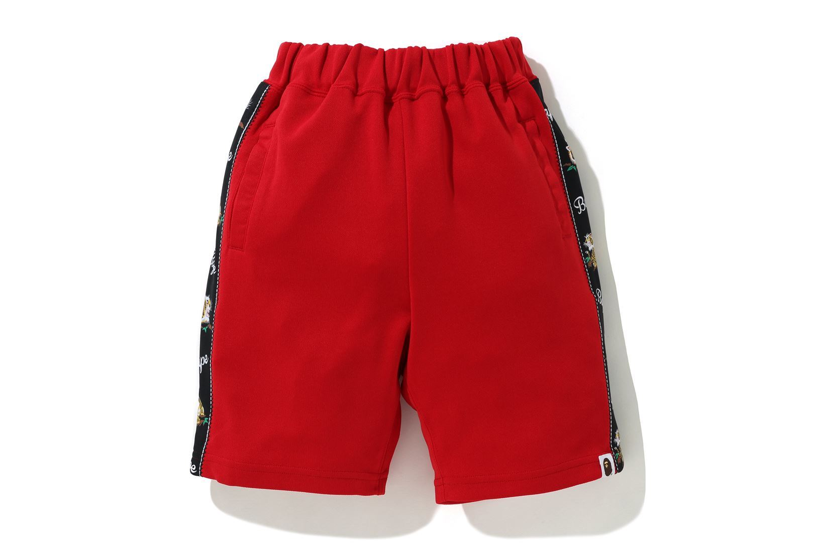 TIGER TAPE JERSEY SHORTS_a0174495_14113991.jpg