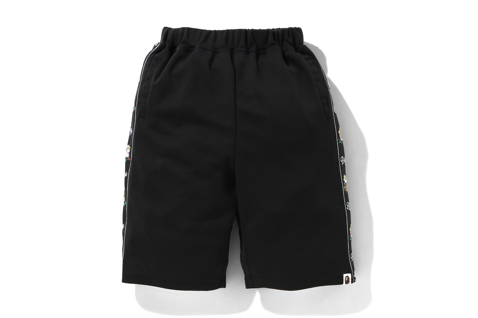 TIGER TAPE JERSEY SHORTS_a0174495_14115068.jpg