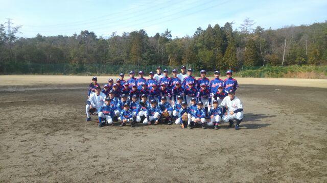 野球教室_a0105698_22254360.jpg